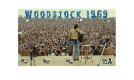 It was a music festival in the United States in 1969 which a
