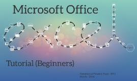 Copy of Microsoft Office Tutorial (Beginner to Intermediate)