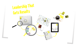 Leadership styles in the workplace