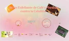 Copy of Jabón Exfoliante de Café y Nanranja