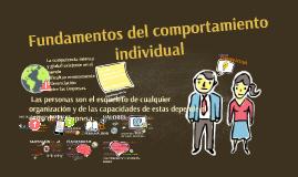 Copy of COMPORTAMIENTO INDIVIDUAL