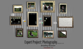Expert Project: Photography