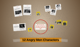 12 Angry Men Jurors