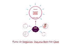 Copy of Plano de Negócio: Brigadeiro Gourmet