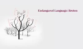 Endangered Languages: