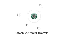 Starbucks/ swot analysis