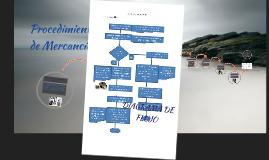 Copy of Procedimiento Para la Recepción de Mercancía en Almacén