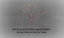 Adv. Training Currency Transaction Reporting