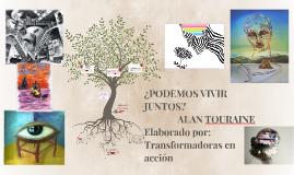 Copy of ¿PODEMOS VIVIR JUNTOS?