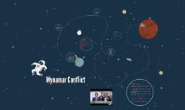 Mynamar Conflict