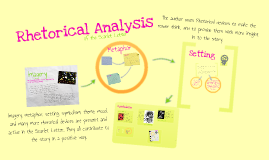 rhetorical analysis of the scarlet letter by kylie thomas on prezi