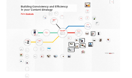 Building Consistency and Efficiency in your Content Strategy