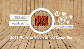 2019 MMS Career Day