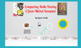 Comparing Keith Haring and Jean-Michel Basquiat