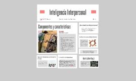 Copy of Inteligencia Interpersonal
