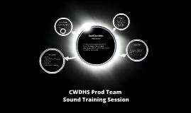 Sound Operations