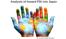 Analysis of Inward FDI into Japan