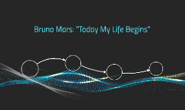 "Bruno Mars: ""Today My Life Begins"""