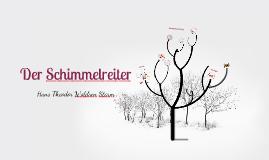 Copy of Der Schimmelreiter - Theodor Storm
