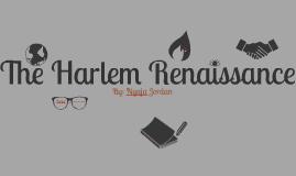 The Harlem Renaissance  Project