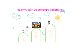 Copy of Copy of Copy of RESTITUCIÓN DE INMUEBLE ARRENDADO