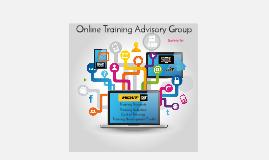 Online Training Advisory Group