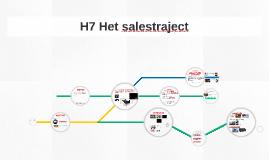 Het salestraject H7