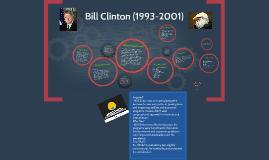 Grade a POTUS: Bill Clinton
