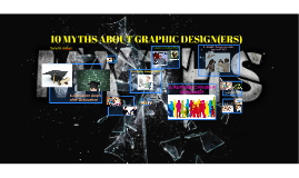 10 Myths About Graphic Design(ers)