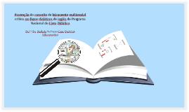 Copy of ALSFAL 2015 - Letramento multimodal crítico