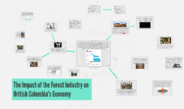 The Impact of the Forestry Industry on the British Colombian