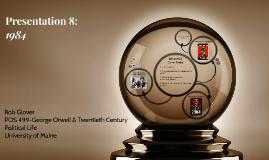 Presentation 8: 1984