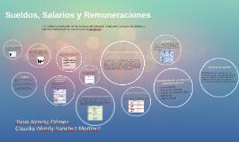 Copy of Sueldos, Salarios y Remuneraciones