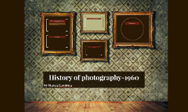 History of photography-1960