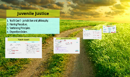 AY16-17 Lect 07 Juvenile Justice