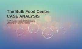 The Bulk Food Centre