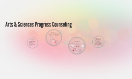 Arts & Sciences Progress Counseling