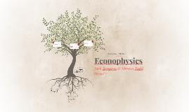 Econophysics