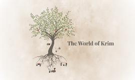 The World of Krim