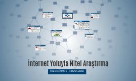 İnternet Yoluyla Nitel Araştırma