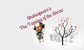 Copy of Taming of The Shrew introduction