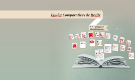 Etudes Comparatives de Recits