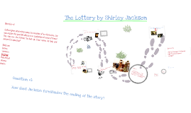 Copy of The Lottery by Shirley Jackson