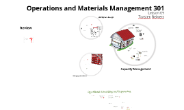 2014 S1.09 OMM 301 Operations and Materials Management