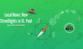 Local News: New Streetlights in St. Paul
