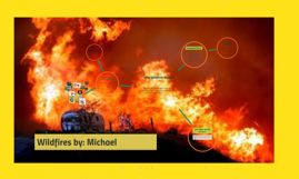 wildfires by: Michael