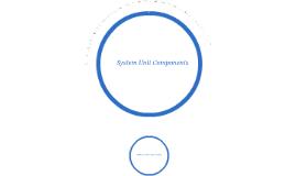 System Unit Components