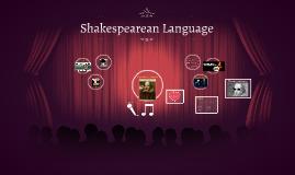 Copy of Intro to Shakespearean Language