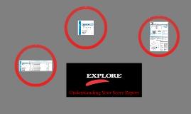 Understanding Your Score Report