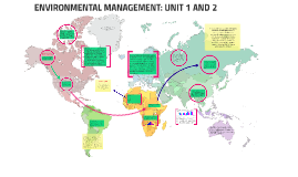 ENVIRONMENTAL MANAGEMENT: UNIT 1 AND 2